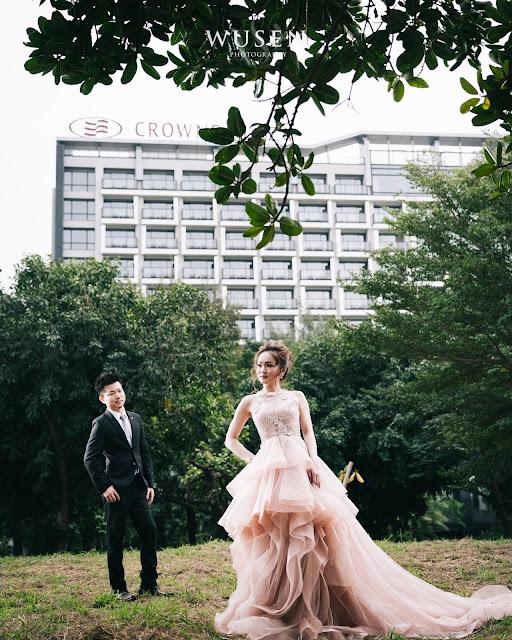 台南皇冠假日酒店, 台南婚攝, 台南婚宴場地