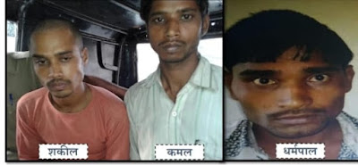 Absconding Criminals Wanted By Police Most Wanted News In Hindi