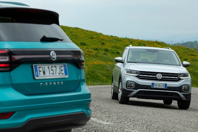 Volkswagen T-Cross: road test of the technological and customizable B-SUV