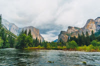 Yosemite River - Photo by Pablo Fierro on Unsplash