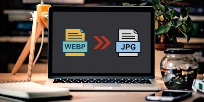 Webp إلى Jpg صورة مميزة