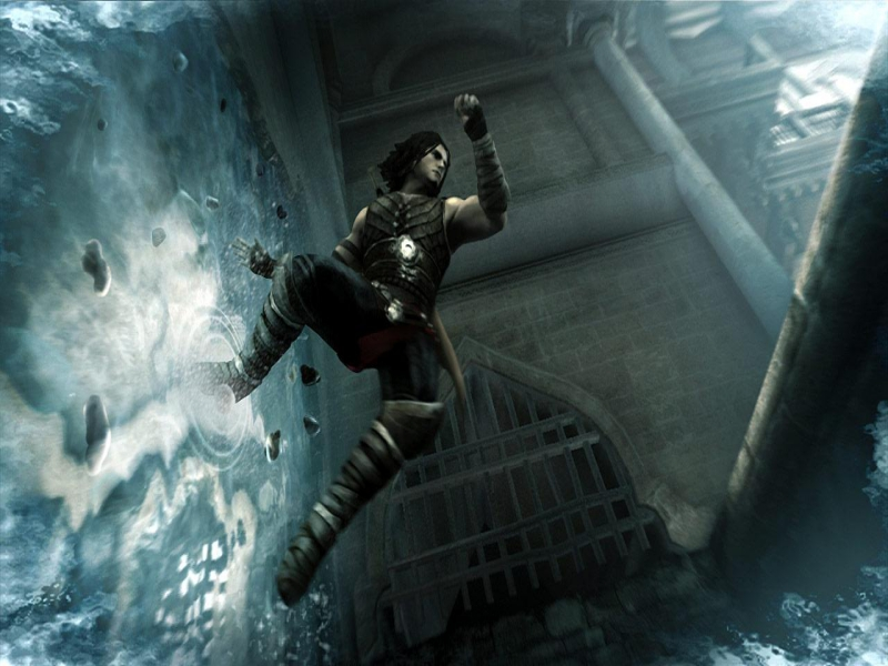 Download Prince of Persia The Forgotten Sands Free Full Game For PC