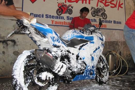 Bisnis Cuci Steam