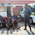 Police arrest 452 suspects linked to several crimes in South Africa