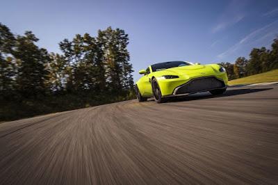 2019 Aston Martin Vantage, Photo, Prix, Date de sortie