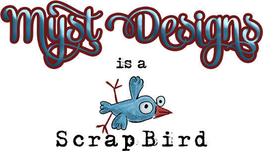Did you know? Myst Designs is a ScrapBird!