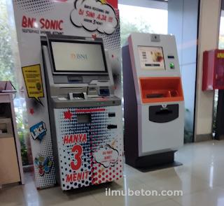 Digital Customer Service BNI Sonic (Self Service Opening Account)