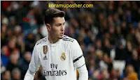 ايه سي ميلان يسعى لضم  اللاعب المغربي لاعب ريال مدريد