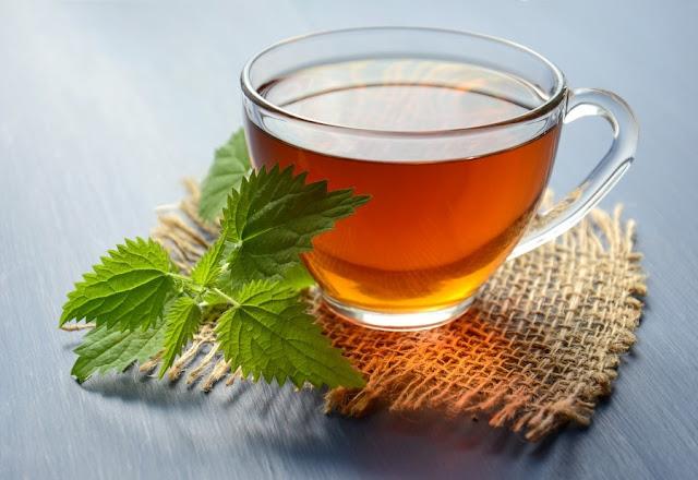 use of green tea in hindi