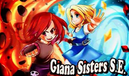 Giana Sisters Special Edition - An Amiga overhaul with a new update!