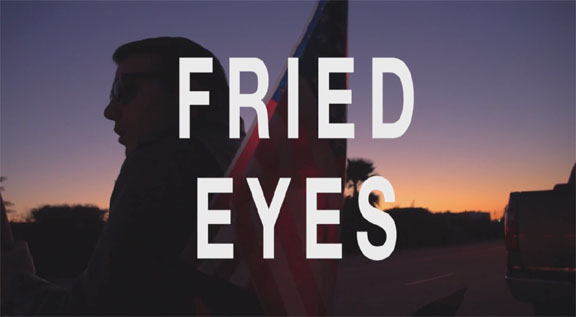 Video Premiere: Fried Eyes by The Lovely Bad Things