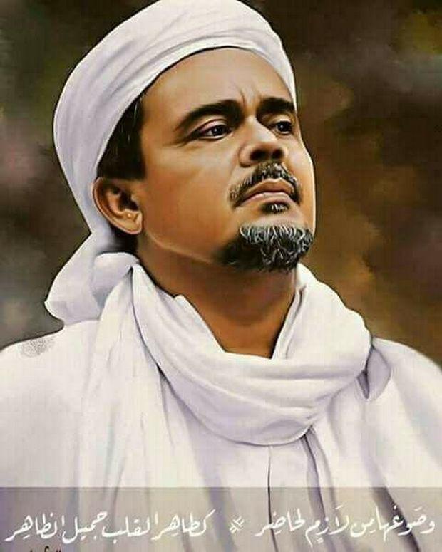Habib Rizieq Dizalimi, Sama saat Prabowo ke Yordania