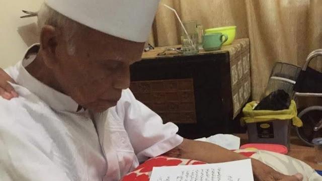 KH Abdurrahman Nawi: Jangan Jauh-jauh dari Pesantren Kalau Ente Mau Hidup Barokah