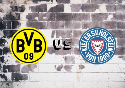 Borussia Dortmund vs Holstein Kiel  Resumen y Partido Completo