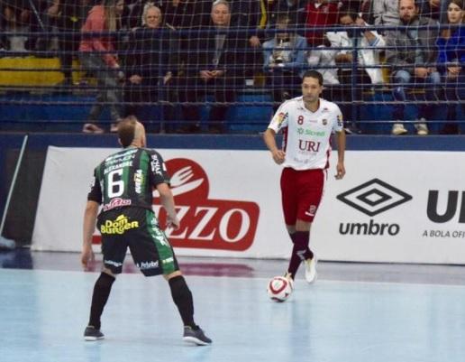 TV Brasil transmite Liga Nacional de Futsal. Café com Jornalista