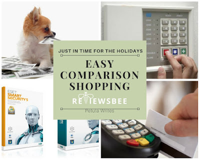 Easy Comparison Shopping | Petula Writes