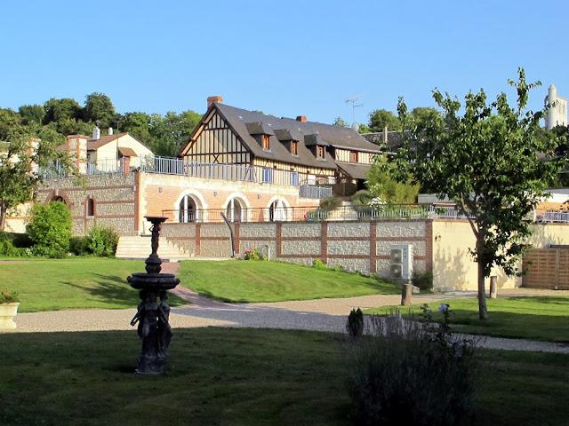 Le Clos des Fontaines, Normandie