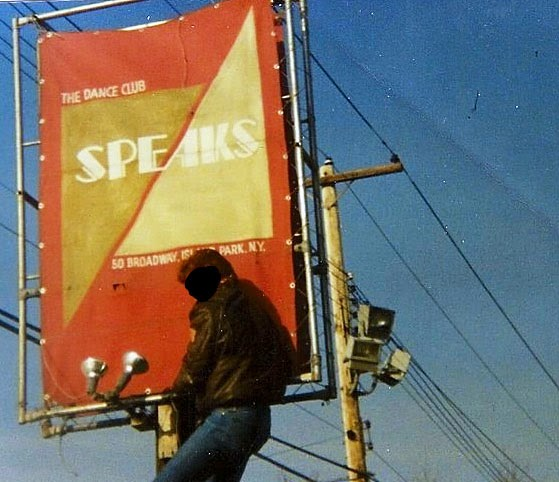 Speaks club in Island Park, Long Island, New York