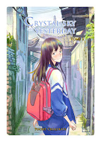 Crystal Sky of Yesterday un manhua des éditions Kotoji