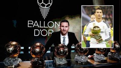 Penghargaan Ballon d'Or 2020 Resmi Dibatalkan