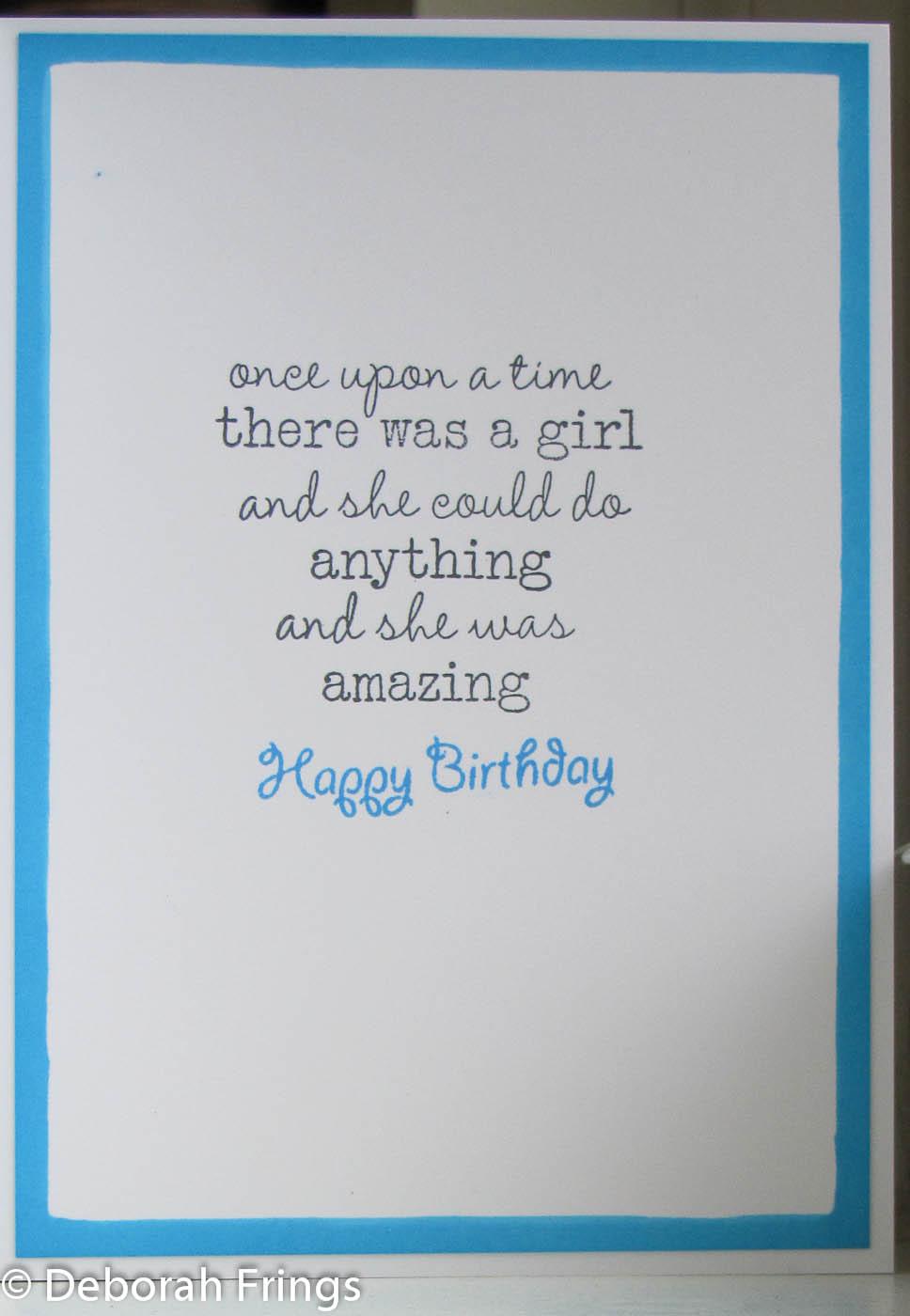 Deborahs Gems Sweetest Birthday Wishes