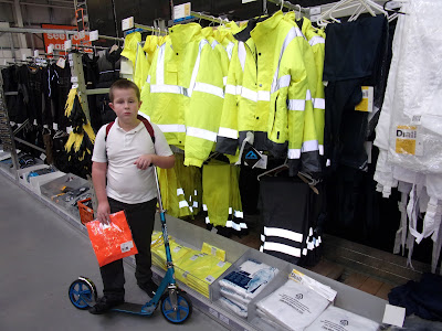 safety at work workwear hi vis clothing