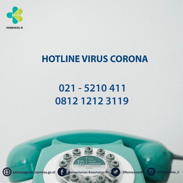 Catat Ini daftar 100 Rumah Sakit rujukan penanganan Virus Corona
