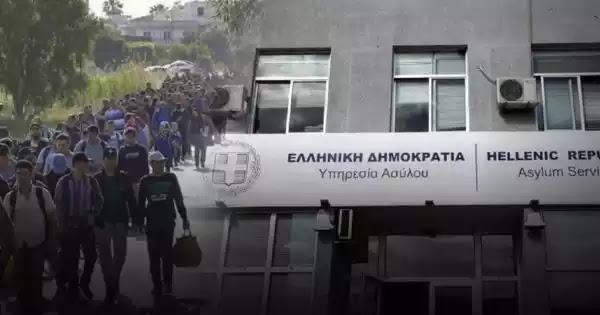 Η Υπηρεσία Ασύλου παράνομων μεταναστών εγκαθίσταται σε πολυκατοικία με ενοίκους στο κέντρο της Θεσσαλονίκης
