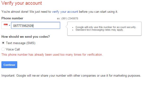 Cara Membuat Akun Gmail Mudah dan Gratis