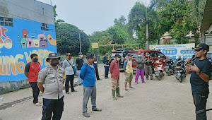Manuver Kampung Siaga COVID 19 Panunggangan Timur Cegah Penyebaran Virus Corona