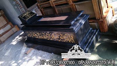 Harga Kuburan Granit, Model Makam Uje, Model Kuburan Granit