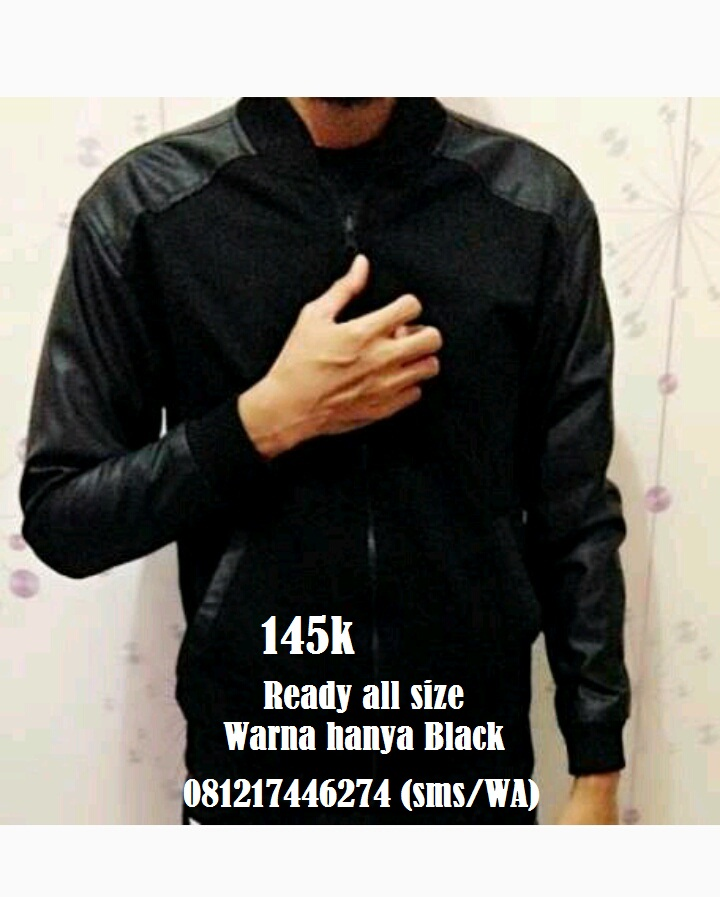 Grosir jaket distro harga murah di Surabaya 053b5d60c6