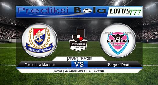 Prediksi Yokohama Marinos Vs Sagan Tosu 29 Maret 2019