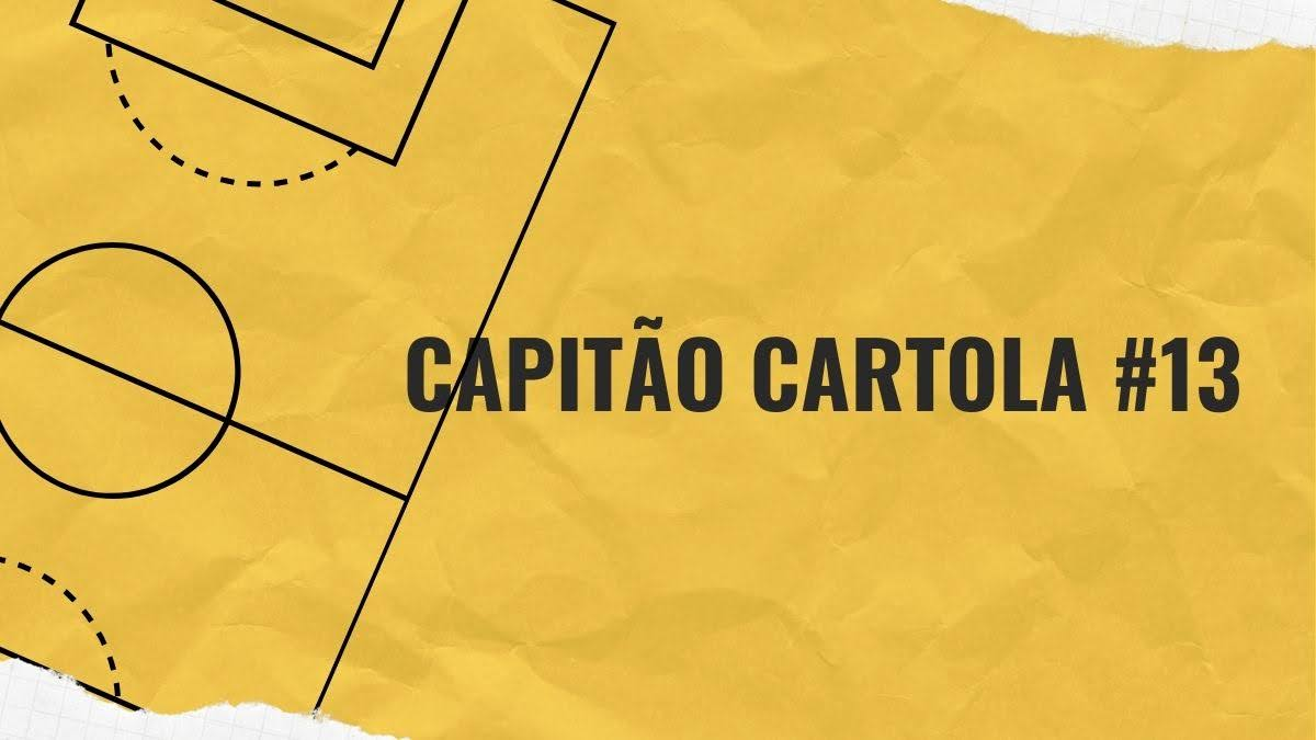 Capitão Cartola #13 - Cartola FC 2020