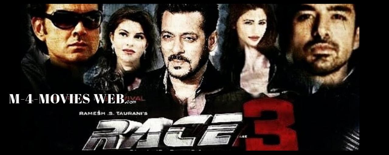 race 3 movie torrents