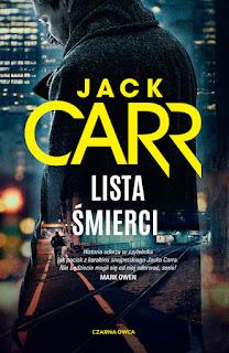 """Lista śmierci"" James Carr"