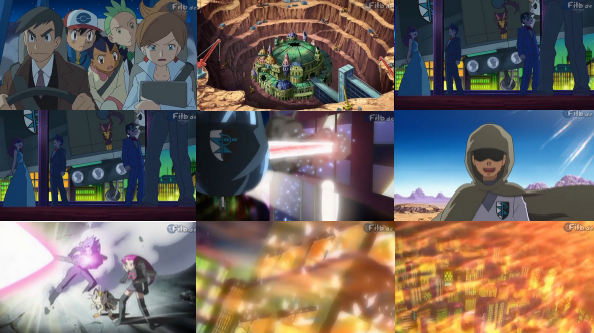 Pokémon Episódio BW23 Banido
