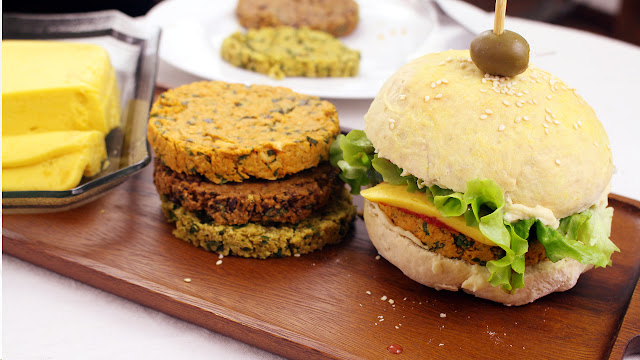 3 hamburgueres veganos RICOS EM PROTEÍNA | Super FÁCIL e rápido