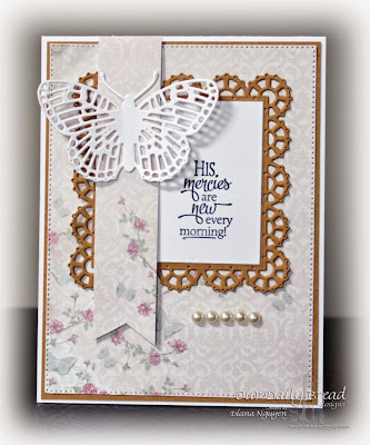 Our Daily Bread Designs, Fancy Fritallary Die, Shabby Rose Collection, Flourished Star Pattern Die, designed by Diana Nguyen