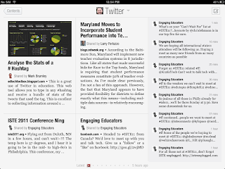 Apps in Education: Can you really use Twitter in your