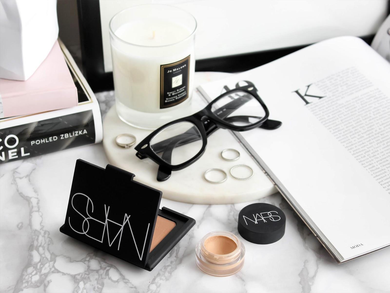 nars kosmetika recenze