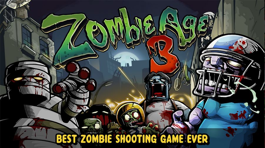 Download Zombie Age 3 Shooting Walking MOD APK 1