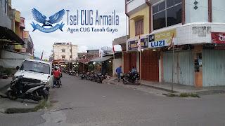 Jl. Pasar Inpres Pondok Baru Bener Meriah - Tanoh Gayo