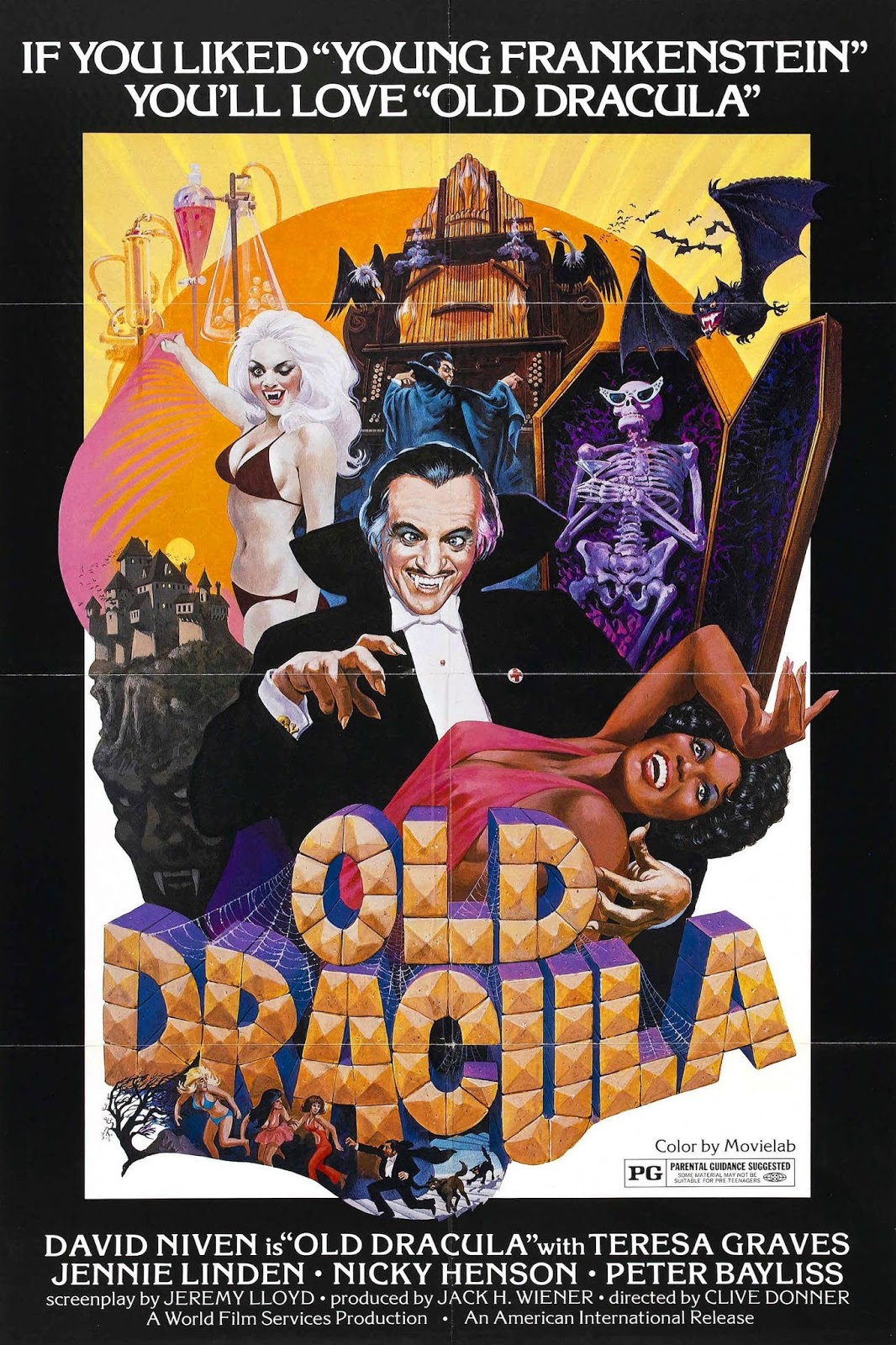 Old Dracula 1974
