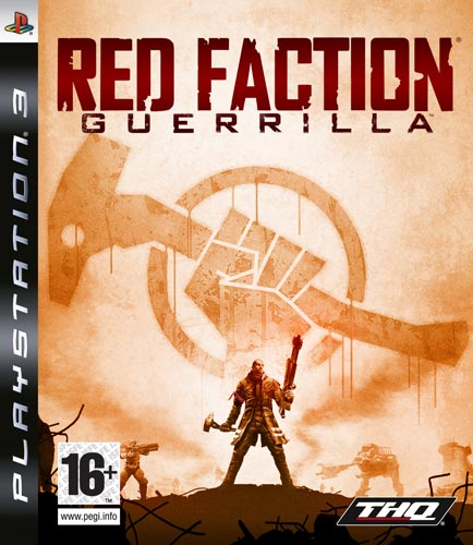 [GAMES] Red Faction Guerrilla (PS3/EUR/MULTi5)