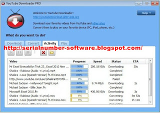 Youtube Downloader Pro Terbaru 5.7.0.2 Full Version For PC
