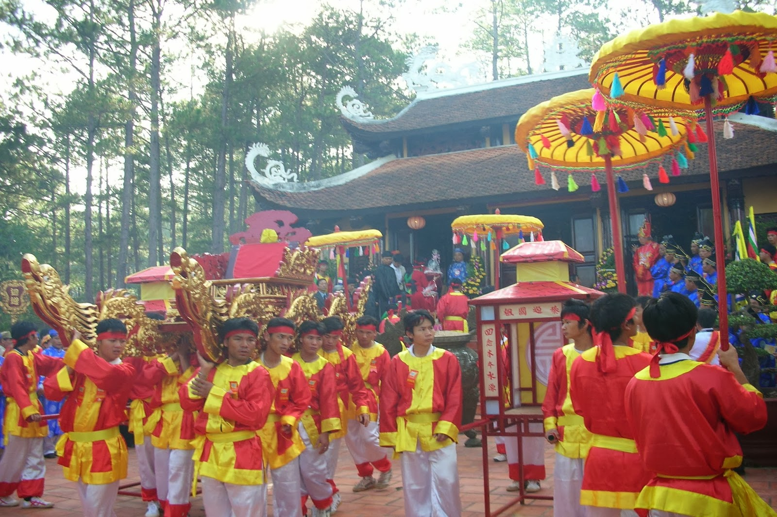 The Hung Kings Temple Festival 7