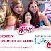Danse avec les Winx sur la scène de Kidexpo à Lyon