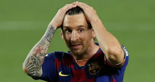 Barcelona to offer Messi new deal with pay cut over 50 per cent