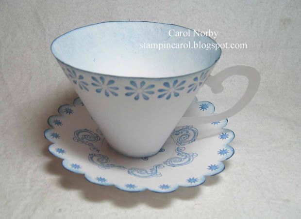 20 Paper Tea Cup Template Pictures And Ideas On Carver Museum